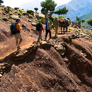 Morocco Tour Biking  & Atlas Mountains