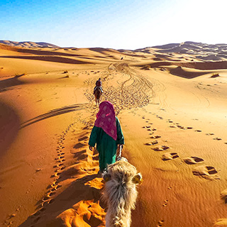 MERZOUGA DESERT &  IMPERIAL CITIES. 5DAYS/4NIGHTS FROM MARRAKECH