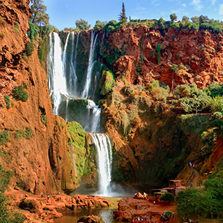 Ouzoud Waterfalls Full-Day Tour from Marrakech